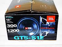 Автомобильный сабвуферный динамик JBL GT5-S12