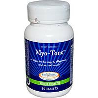 Enzymatic Therapy, Myo-Tone, для здоровья суставов, 80 таблеток