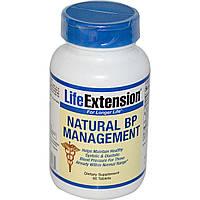Life Extension, Natural BP Management, 60 таблеток