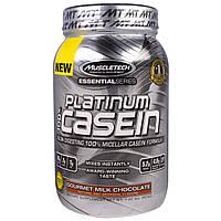 Muscletech, Platinum 100% Casein, Gourmet Milk Chocolate,1.82 lbs (873 g)