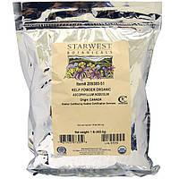 Starwest Botanicals, Органическая ламинария в порошке, 1 фунт (453,6 г)