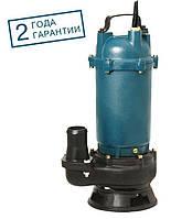 Дренажные и канализационные насосы Насосы+ WQD 10-8-0,55F дренажно-фекальный насос без поплавка
