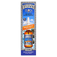 Sovereign Silver, Bio-Active Silver Hydrosol Vertical Spray, 10 PPM, 2 fl oz (59 ml)