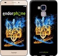 """Чехол на Huawei Honor 5C Герб """"1635c-356"""""""