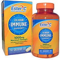 Nature's Bounty, Эстер-C, улучшенный витамин С, 1000 мг, 120 таблеток