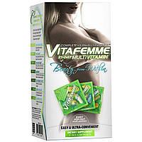 FEMME, Витафемм, поливитамины на 21 день, 21 пакетик