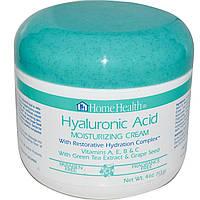 Home Health, Крем с восстанавливающим увлажняющим комплексом и гиалуроновой кислотой, 4 унции (113 г)