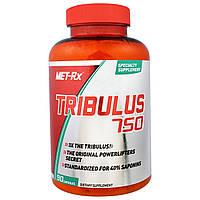 MET-Rx, Трибулус 750, 90 капсул