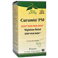 EuroPharma, Terry Naturally, Terry Naturally, Curamin PM, 30 капсул