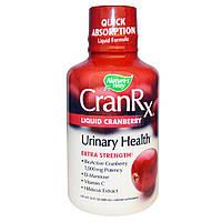 Nature's Way, CranRX, клюквенный сок, 16 жидких унций (480 мл)