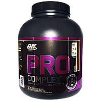 Optimum Nutrition, Pro Complex, изолированные и гидролизированные протеины с насыщенным вкусом молочного шоколада, 3.35 фунтов (1.52 кг)