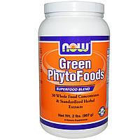 Now Foods, Зеленые фитопродукты, 2 фунта (907 г)