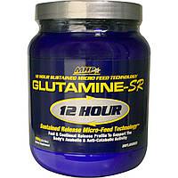 Maximum Human Performance, LLC, Глутамин-SR с технологией Micro Feed продолжительного высвобождения в течение 12 часов, без вкусовых добавок, 2.2