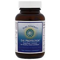 The Synergy Company, Pure Synergy, средство для глаз Eye Protector, 60 капсул в растительной оболочке