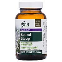 Gaia Herbs, RapidRelief, здоровый сон, 120 вегетарианских жидких фитокапсул