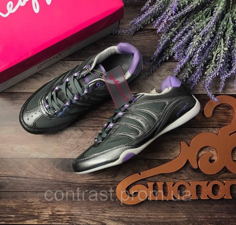 Красивые серебристые кроссовки с текстильными вставками  SH1430  Pineapple