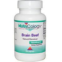 Nutricology, Говяжий мозг, 100 вегетарианских капсул
