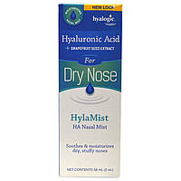 Hyalogic LLC, HylaMist HA назальный спрей, 2 унции (58 мл)