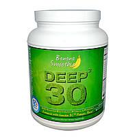 Mt. Capra, Deep² 30, протеин козьего молока, банановый смузи, 2 фунта
