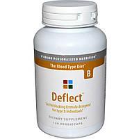 D'adamo, формула, блокирующая лектин, для крови группы диет-B, 120 вегетарианских капсул