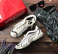 Фирменные кроссовки Puma из дышащего текстиля с амортизацией   SH1418