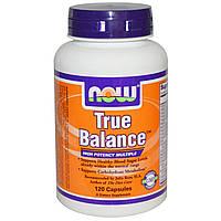 """Now Foods, """"Настоящий баланс"""", Высокоэффективные мультивитамины, 120 капсул"""