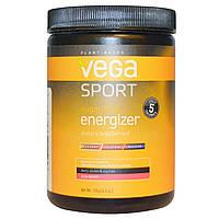 Vega, Спорт, энергетик без сахара, ягоды асаи, 128 г (4,5 унции)