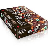Raw Revolution, 100 Calorie Organic Live Food Bar, шоколадный батончик, 20 батончиков, 0.8 унций (22 г) каждый