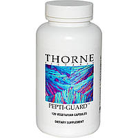 Thorne Research, Pepti-Guard, 120 растительных капсул