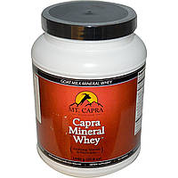 Mt. Capra, Козья минеральная сыворотка, 50.8 унции (1440 г)