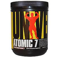 Universal Nutrition, Atomic 7, черемуха, 386 г