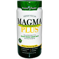 Green Foods Corporation, Энергетический напиток «Магма плюс», 5,3 унций (150 г)