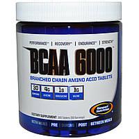 Gaspari Nutrition, BCAA 6000, 180 таблеток