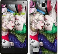 """Чехол на Huawei Y6 Pro Джокер и Харли Квинн v2 """"3806u-355"""""""