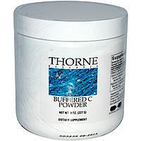Thorne Research, Ароматизированный витамин С в порошке, 8 унций (227 г)