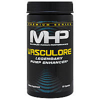 Maximum Human Performance, LLC, Vasculore, Legendary Pump Enhancer, 60 Capsules
