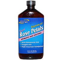 North American Herb & Spice Co., Эссенция лепестков роз, 12 жидких унций (355 мл)