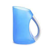 Мягкий кувшин-ополаскиватель для мытья волос, голубой Munchkin (011336.01)