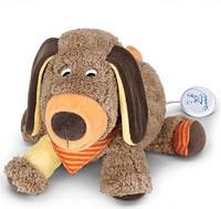 Мягкая музыкальная игрушка Собачка Dix (61220)