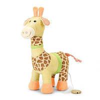 Мягкая музыкальная игрушка Жираф Sterntaler (61120)