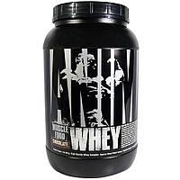Universal Nutrition, Animal, сывороточный протеин для мышц, шоколад, 2 фунта (907 г)