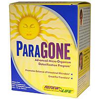 Renew Life, ParaGone, Улучшенная программа очищения организма, программа из 2 частей