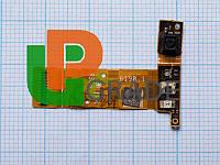 Шлейф для Sony C5302 Xperia SP M35h/C5303/C5306, с фронтальной камерой, c датчиком приближения, с датчиком освещенности