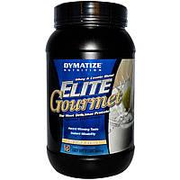 Dymatize Nutrition, Белок Elite Gourmet со вкусом французской ванили, 2 фунта (907 г)
