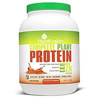 PlantFusion, Полный растительный белок, шоколад и малина, 2 фунта (908 г)