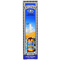 Sovereign Silver, Биоактивный серебряный гидрозоль, вертикальный спрей для поддержки иммунитета, 10 ч/млн, 1 жидк. унц. (29 мл)