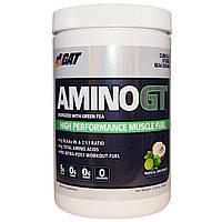 GAT, Амино ГТ, Высокоэффективное топливо для мускулов, Тропический лайм и мохито, 13.76 унций (390 г)