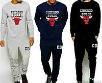 Спортивный костюм мужской Chicago Bulls