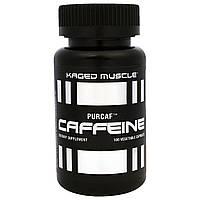 "Kaged Muscle, ""ЧистоКоф"", кофеин, 100 капсул в растительной оболочке"