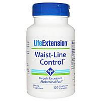 Life Extension, Waist Line Control, 120 растительных капсул